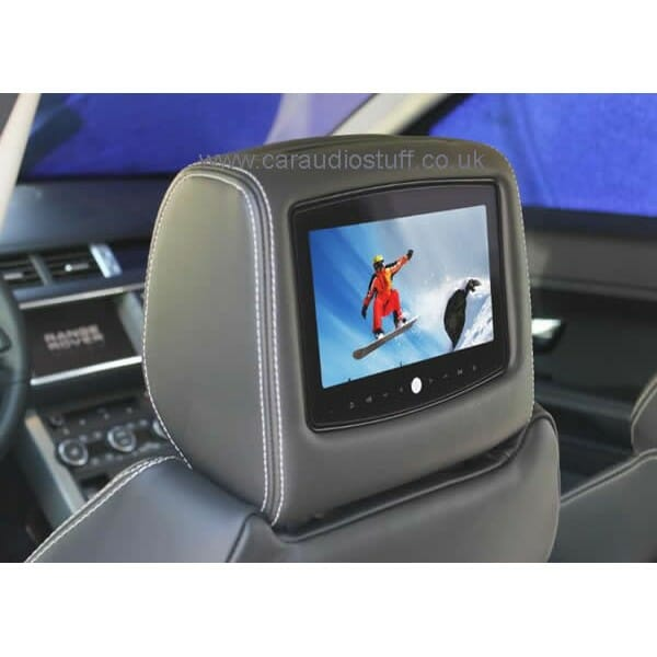 Rosen advanced headrest screens