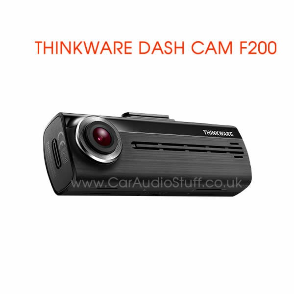 Thinkware f200 camera