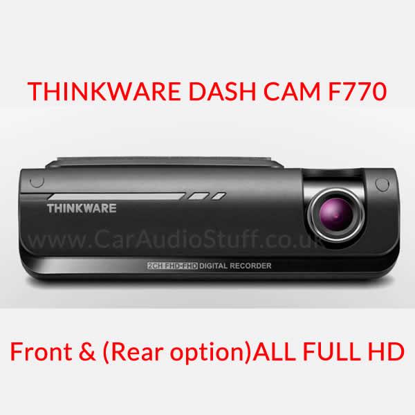 Thinkware Dash-cam F770