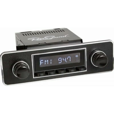 RetroSound Classic car radio