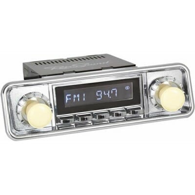 Classic Car Stereo - Retrosound audio from CarAudioStuff Shop