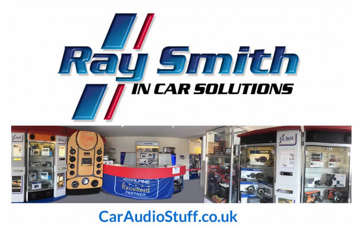 Car Audio Stuff Showroom in Dunbar EH42 1RS